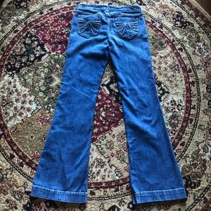 a.n.a - super cute retro jeans - size 6